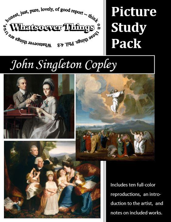 Copley cover